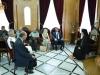 Ministrul Apărării din Cipru, domnul Savvas Aggelidis, în vizită la Patriarhie