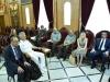 Ministrul Apărării din Cipru și Preafericirea Sa