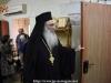 Arhiepiscopul-Ales al Madabei îi primește pe trimișii Mirelui în casa sa